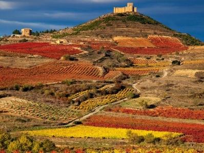 La Rioja. Gastronomic breakaway